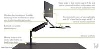 08 HumanScale QuickStand Lite